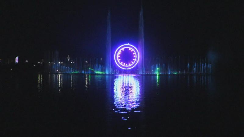 程控音乐喷泉设计