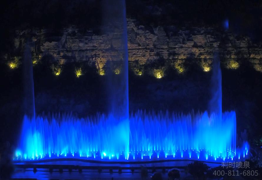 水景设计之喷泉设计